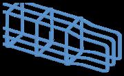 Standaard wapeningskorf type 1