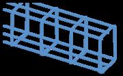 Standaard wapeningskorf type 3