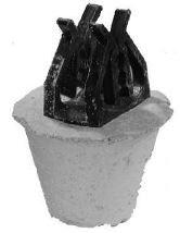 Stelblokje met klem 30 (200 st.)